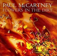 Paul McCartney, Flowers In The Dirt, 1989