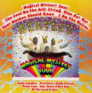 The Beatles, Magical Mystery Tour, 1967