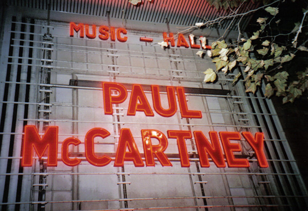 Paul McCartney, Olympia, Octobre 2007