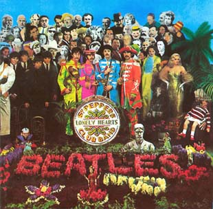 The Beatles, Sgt Pepper's Lonely Hearts Club Band, 1967